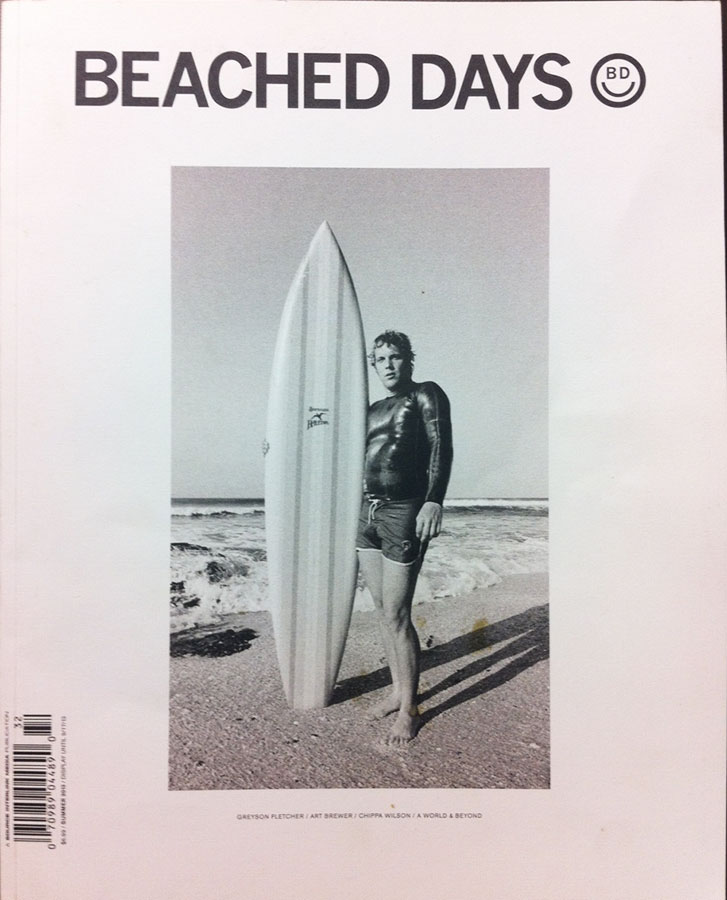 beached days cover